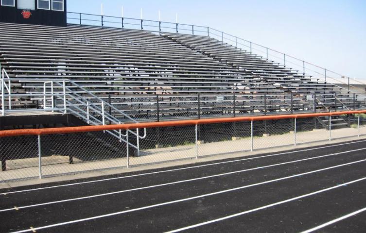 Minster High School Track Amp Field Renovation