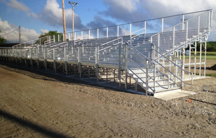 Bradford Football Bleachers
