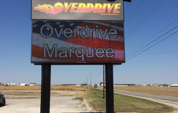 Overdrive Message Center