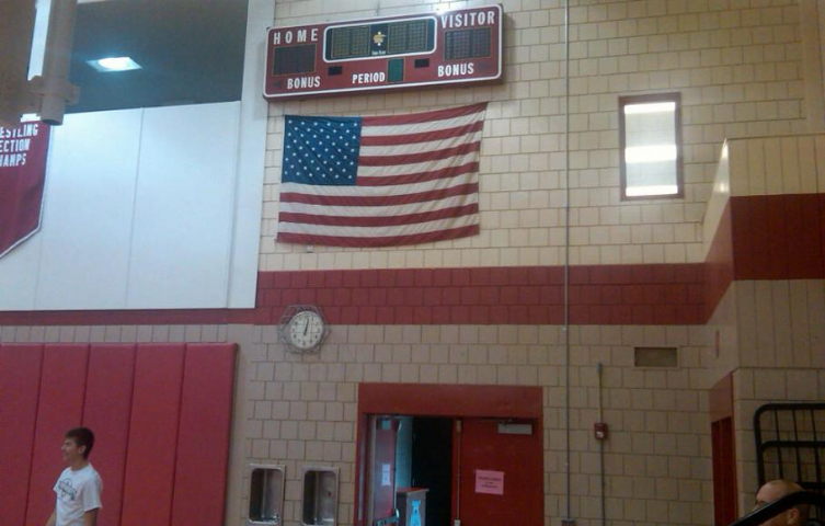 Freedom High School Scoreboard Renovation