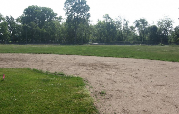 Van Buren High School Baseball Field Renovation