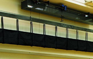 Mac Athletics Wrestling Mat Hoist