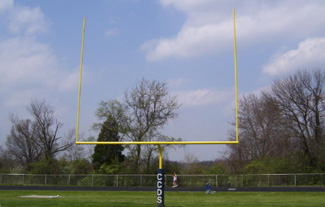 Football Goal Post Selection, Installation, Maintenance & Repair
